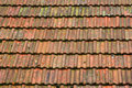 Old Roof Tiles Stock Photos - 3284633