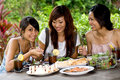 Picnic With Friends Stock Photography - 3286222