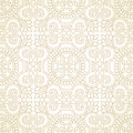 Traditional Golden Seamless Wallpaper Royalty Free Stock Images - 32803499