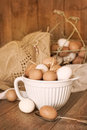 Speckled Eggs Stock Photo - 32813700