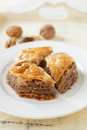 Baklava Royalty Free Stock Photos - 32827228