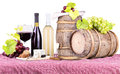 Picnic With Wine And Food Stock Photo - 32831270
