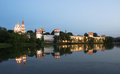 Novodevichy Convent (at Night), Moscow, Russia Stock Photo - 32832610