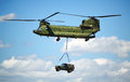 CH-47 Chinook Royalty Free Stock Photos - 32846668