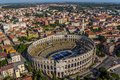 Arena Pula Royalty Free Stock Photo - 32855815