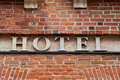 Hotel Sign Stock Images - 32861184