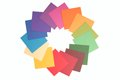 Colored Paper Stock Image - 32871711