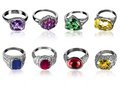 Eight Rings Royalty Free Stock Photo - 32885995
