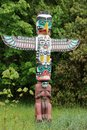 Totem Pole Stock Images - 32907844