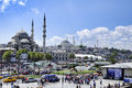 Eminonu Istanbul Turkey Royalty Free Stock Image - 32908096