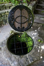 The Chalice Well In Glastonbury Royalty Free Stock Photos - 32915258