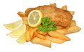 Fish And Chips Stock Image - 32923011