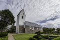 Medieval Stadil Church In Denmark Stock Image - 32949141