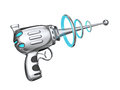Science Fiction Gun Royalty Free Stock Image - 32954926
