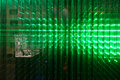 Matrix Of A Screen Made Of Multiple LEDs Stock Photo - 32960850