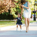 Two Sisters Royalty Free Stock Photography - 32985787
