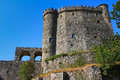 Fosdinovo, The Malaspina Castle Royalty Free Stock Photos - 32990148