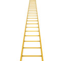 Gold Ladder Stock Images - 32992754