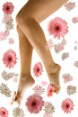 Pretty Legs Stock Images - 3301584