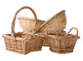 Wicker Basket Royalty Free Stock Photography - 33001427