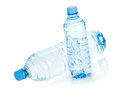Two Water Bottles Stock Photography - 33020022
