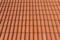 Roof Tile Pattern Royalty Free Stock Images - 33041259