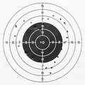 Heart Shooting Target Royalty Free Stock Photos - 33064608