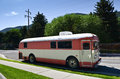 Old Bus Royalty Free Stock Image - 33065016