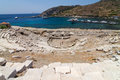 Amphitheatre Of Knidos Royalty Free Stock Photo - 33087335