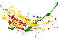 Paint Splash Stock Photo - 3314850