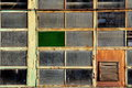 Windows Of An Old Factory Stock Image - 33101771