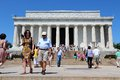 Lincoln Memorial Royalty Free Stock Image - 33107606
