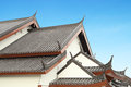 Traditional Chinese Roof Royalty Free Stock Photos - 33124718