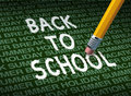 Return To School Royalty Free Stock Photos - 33138648