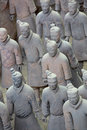 Terra-Cotta Warriors Stock Photography - 33143592