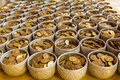 Coins In Bowl Stock Image - 33163191