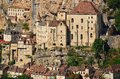 Rocamadour, A Beautiful French Village On A Cliff Royalty Free Stock Photo - 33165275