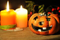 Halloween Pumpkin Royalty Free Stock Photography - 33190837