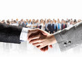 Business Handshake Royalty Free Stock Images - 33195519
