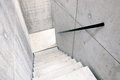 Concrete Staircase And Stairs Leading Down Stock Photo - 33197280