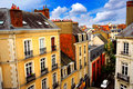 Street In Rennes Royalty Free Stock Photography - 3322347