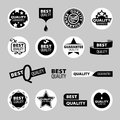 Collection Of Vector Icons Of Quality Assurance Stock Photos - 33222583