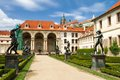 Waldstein Palace Garden Royalty Free Stock Photos - 33223258
