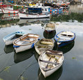 Harbour Boats Royalty Free Stock Image - 33244406