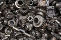 Old Machine Parts Background Stock Photos - 33248743