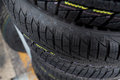 Tire Pattern Closeup Stock Photos - 33273853