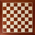 Old Wooden Chess Board Royalty Free Stock Photo - 33307305