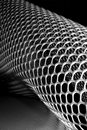 Abstract Image Of Plastic Honeycomb Mesh Stock Image - 33331061