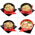 Food In Red Dish Stock Photos - 33333393