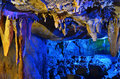 Colorful Karst Cave Stock Image - 33338051